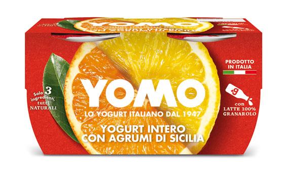 Yogurt Yomo vari gusti 2 x 125 g